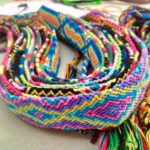 Threads of Hope - woven bracelets