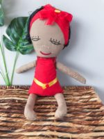 Gift of Hope Haiti - red doll