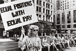 Equal Pay for Women - an issue in fair and ethical trade - image @Junkee