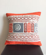 Tonga Textiles - sadza cloth cushion cover